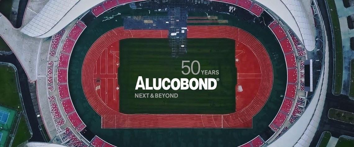 50 jaar Alucobond